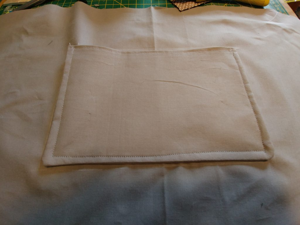 Lining with Pocket