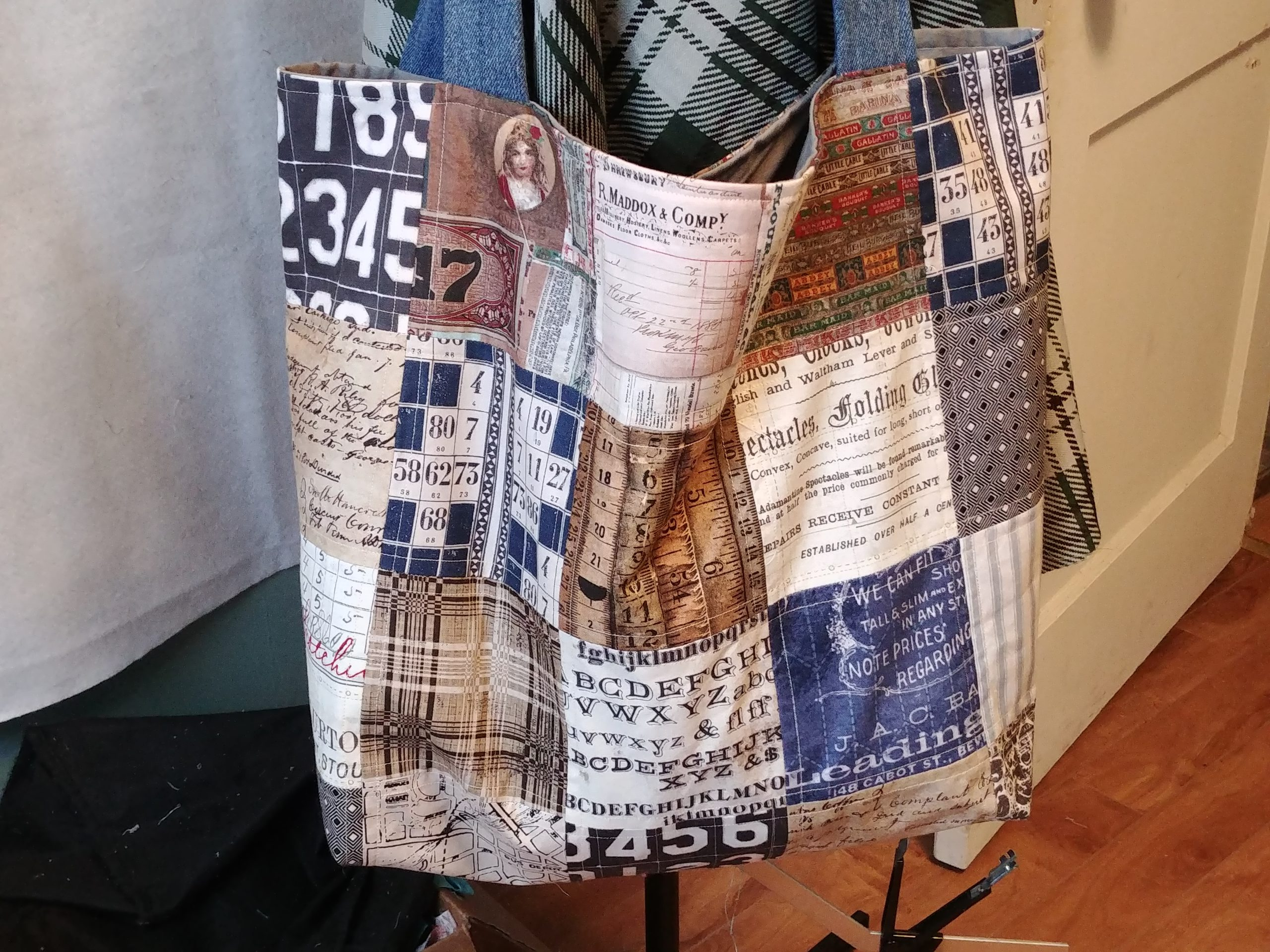 Tote Bag finished