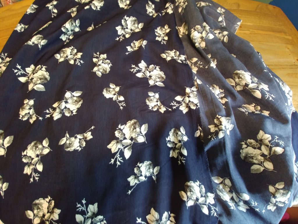 Flowy Wrap Fabric