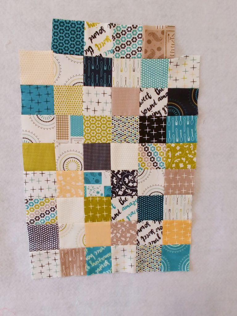 Patchwork Pouch Sunday Supper