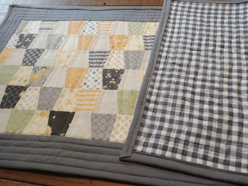 Table Runner Quilted