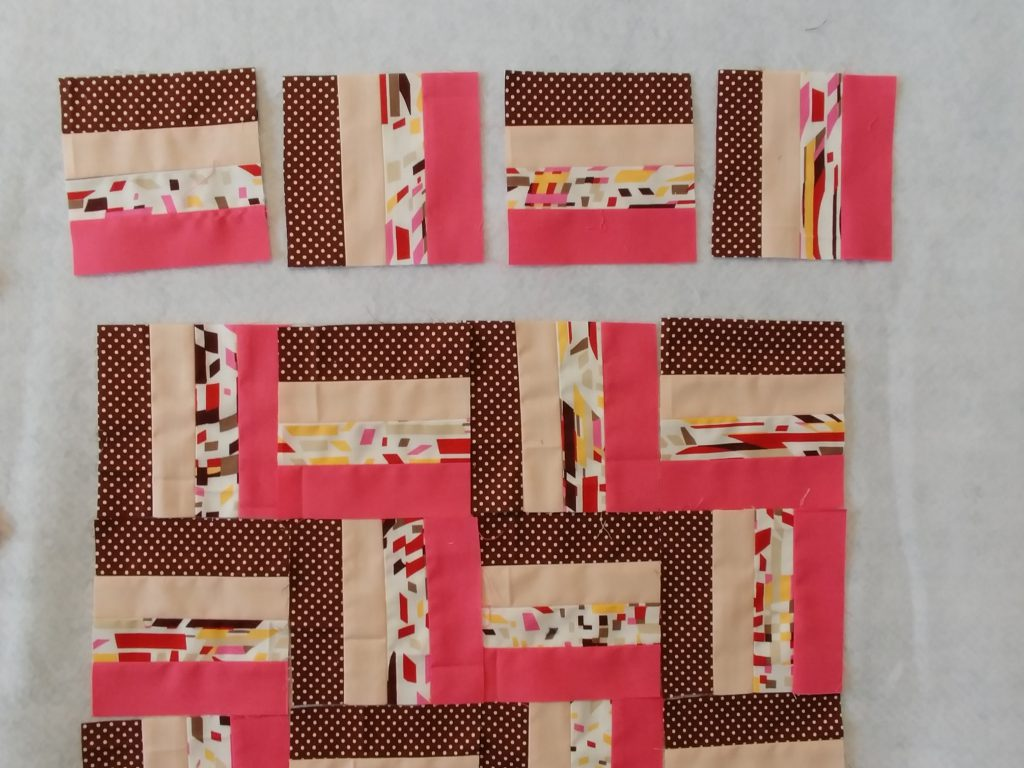 Patchwork Bag Quilt Wall