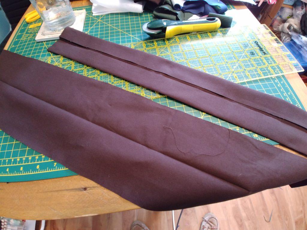 Patchwork Bag Straps