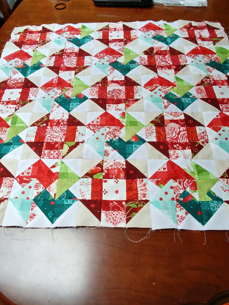 Sugar Berry Quilt