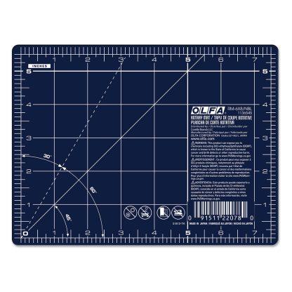 Small rotary mat