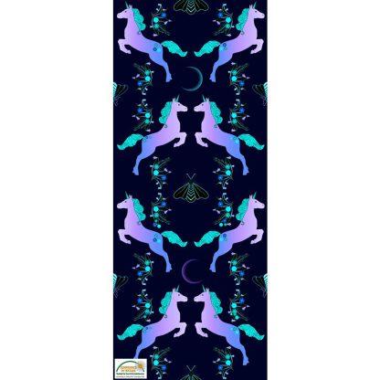 Blue Unicorn Panel