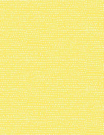 Moonscape fabric - Banana