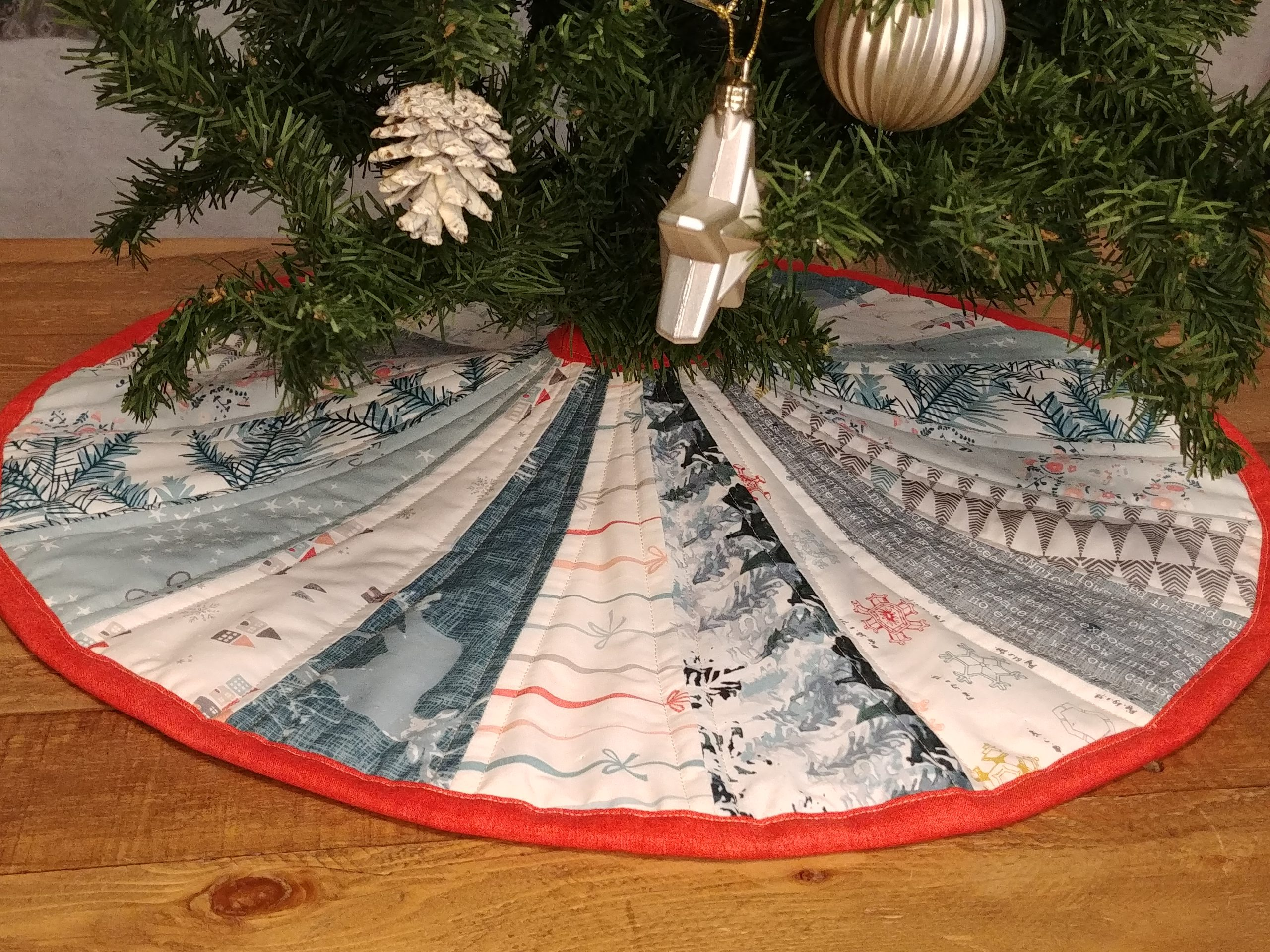 Table Top Tree Skirt
