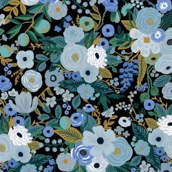 Garden Party Blue