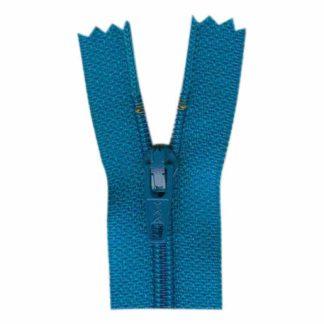 """9"""" Rocket Blue Zipper"""