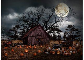 Haunted Halloween Panel