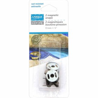 Magnetic Snaps (13mm) - Gunmetal