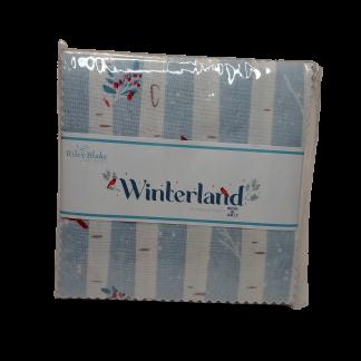 Winterland Charms